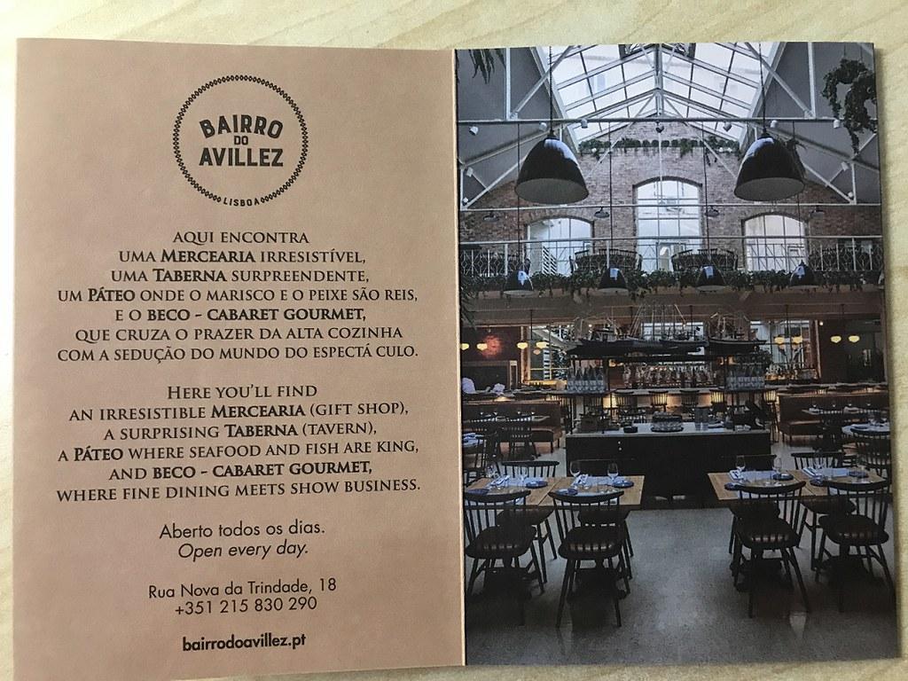 Bairro do Avillez,  Time Out Market Place