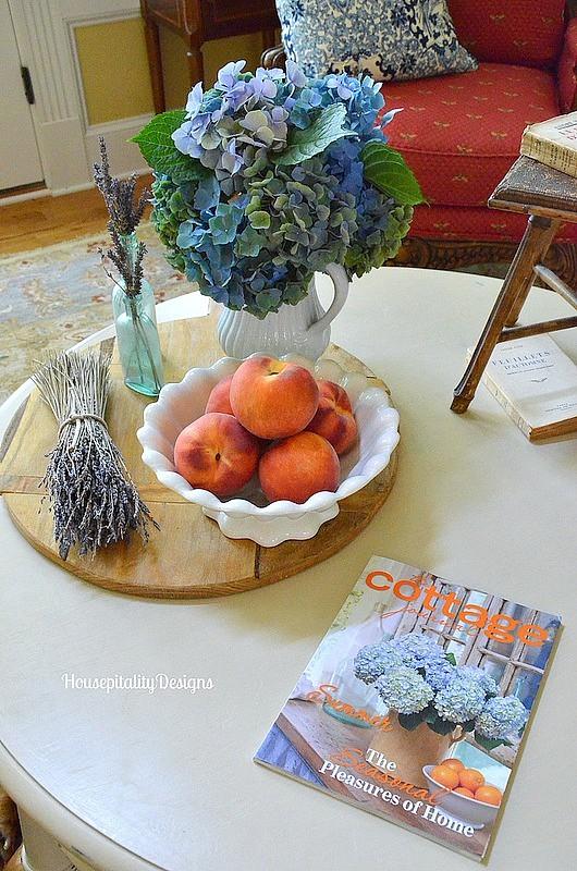 Hydrangea Vignette-Housepitality Designs