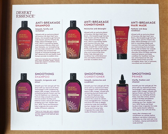 Desert Essence Hair Care