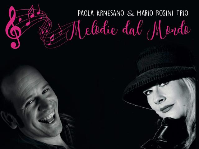 Paola Arnesano with Mario Rosini trio