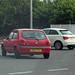 V221 TVY - Ford Fiesta @ Killingworth