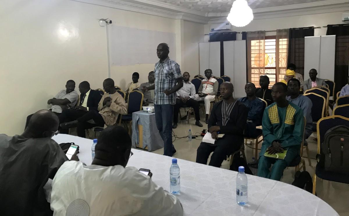 Assemblée Générale APPEL, Association des éditeurs et Professionnels de la Presse en Ligne au Sénégal, Par laviesenegalaise (8)