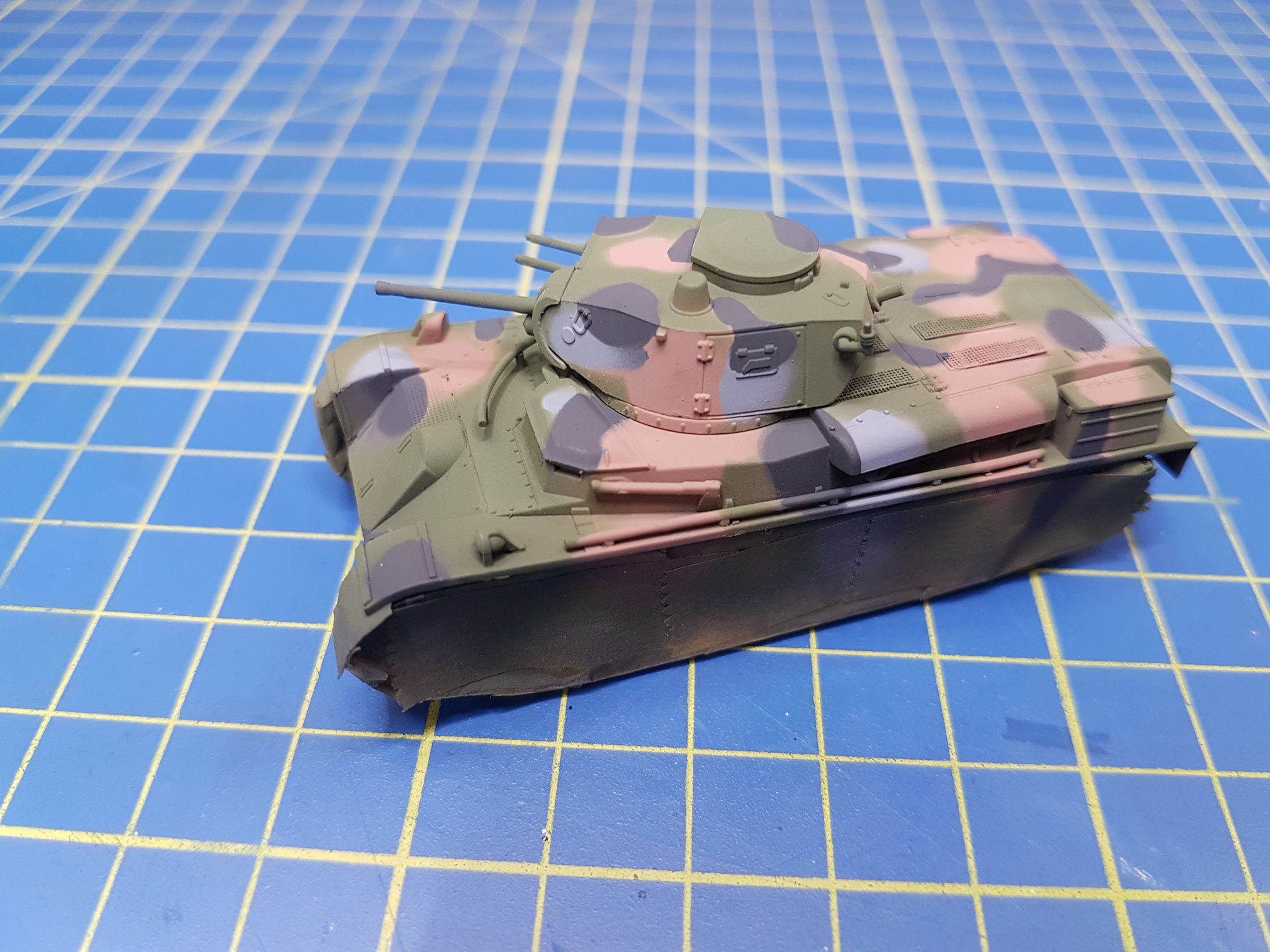 IBG Models 1/72 Stridsvagn m/40L Swedish Light Tank - Sida 2 42423268785_2d68a3111f_k