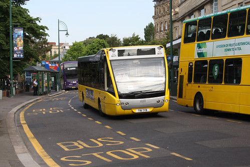 Yellow Buses 18 T18TYB