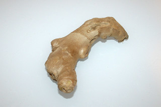 07 - Zutat Ingwer / Ingredient ginger