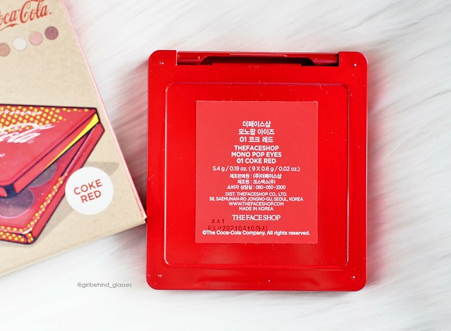 The Face Shop x Coca-Cola Mono Pop Eyes Coke Red Palette2