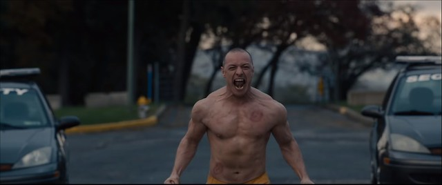 Glass (2019) - The Beast