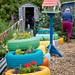 Scotland's Gardens Craigintinney Telferton July 2018 -46