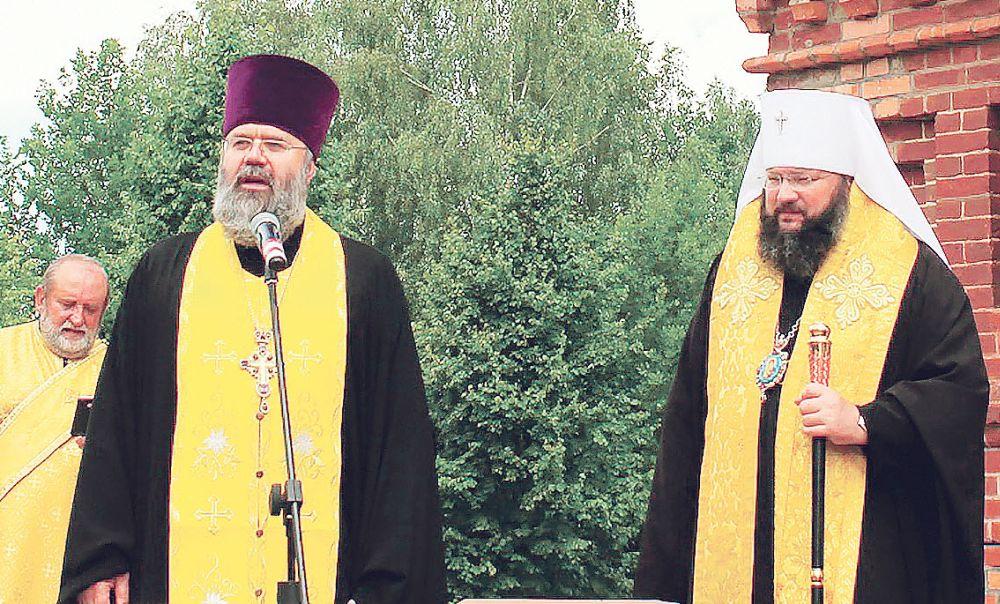 Престольный праздник в храме Петра и Павла