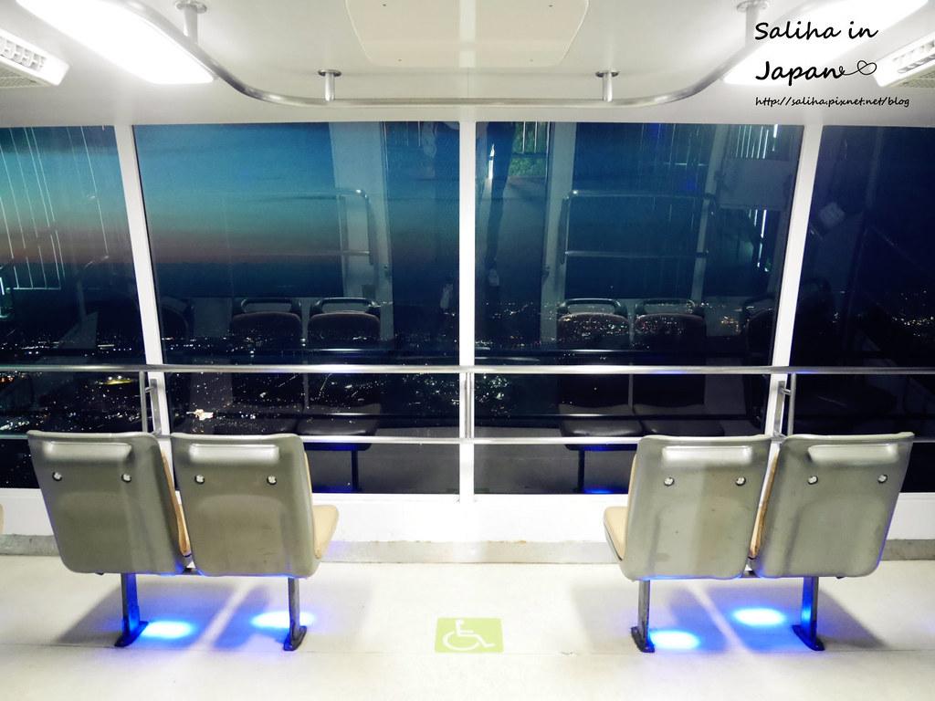 皿倉山夜景纜車 (23)