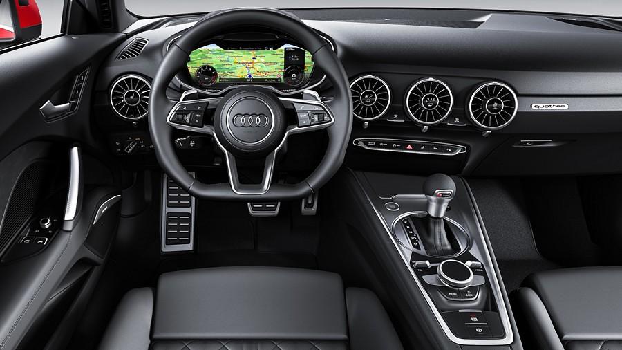 Audi TT facelift 4