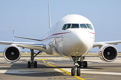 A9C-HMH Bahrain - Royal Flight Boeing 767-4FS(ER)