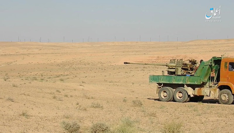 57mm-S-60-dump-truck-ISIS-syria-c2017-sic-1