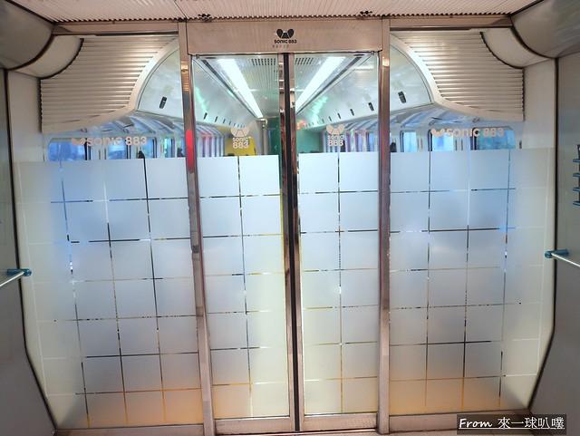 九州列車-特急列車音速號12