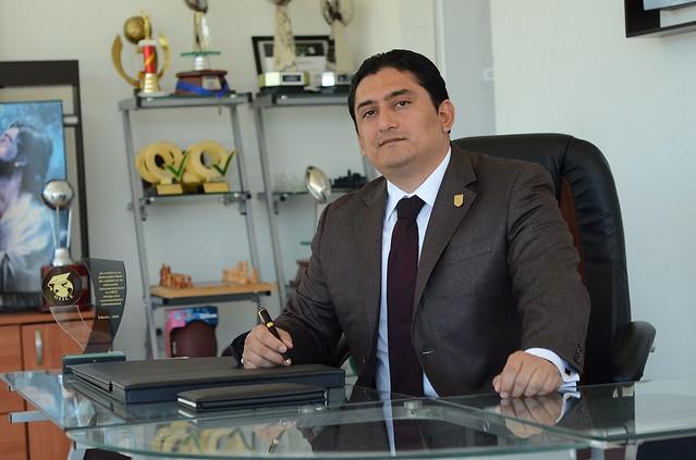 DR. MARCO ANTONIO CONDE PÉREZ