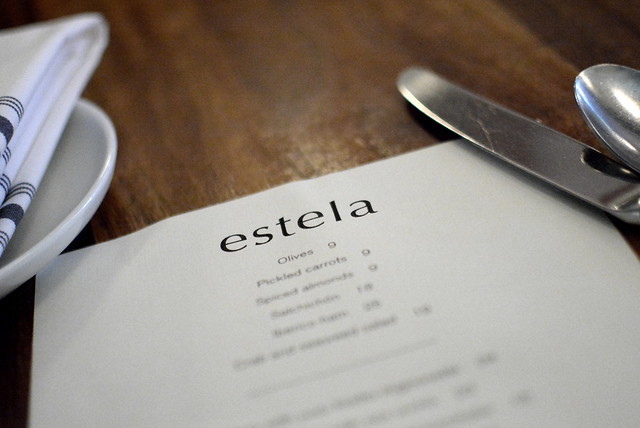 Estela - New York City