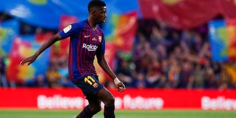 Lionel Messi Sudah Mengijinkan Ousmane Dembele Untuk Pindah ke Klub Besar Inggris