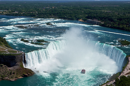 Cataratas del Niagara II
