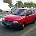 P605 RRN - Nissan Micra @ Fleetwood