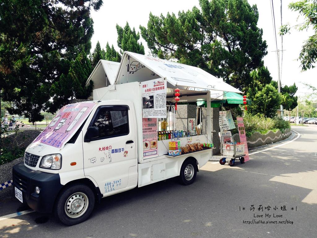 新竹一日遊景點峨嵋湖怎麼去停車交通 (5)