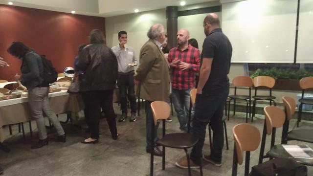 1° Meet-Up GDI Mata