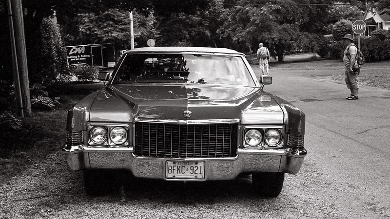 70's Caddie Straight Ahead_