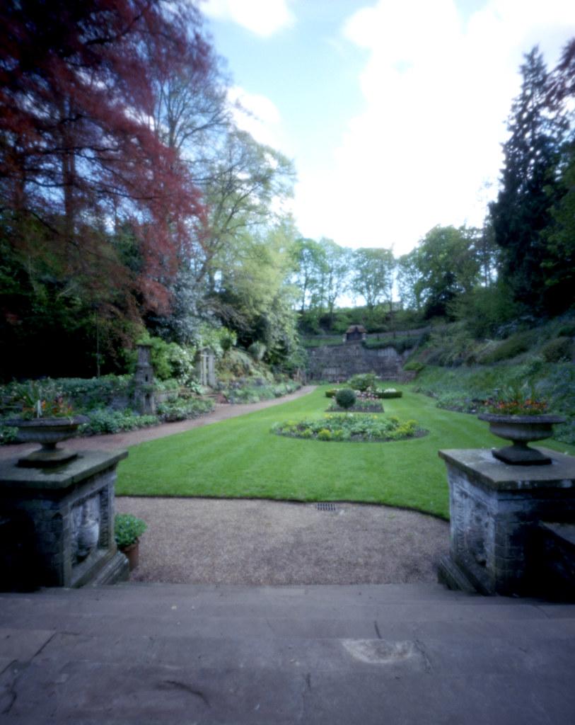 Plantation Garden, UK