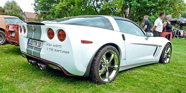 Chevrolet Corvette Grand Sport (C6)
