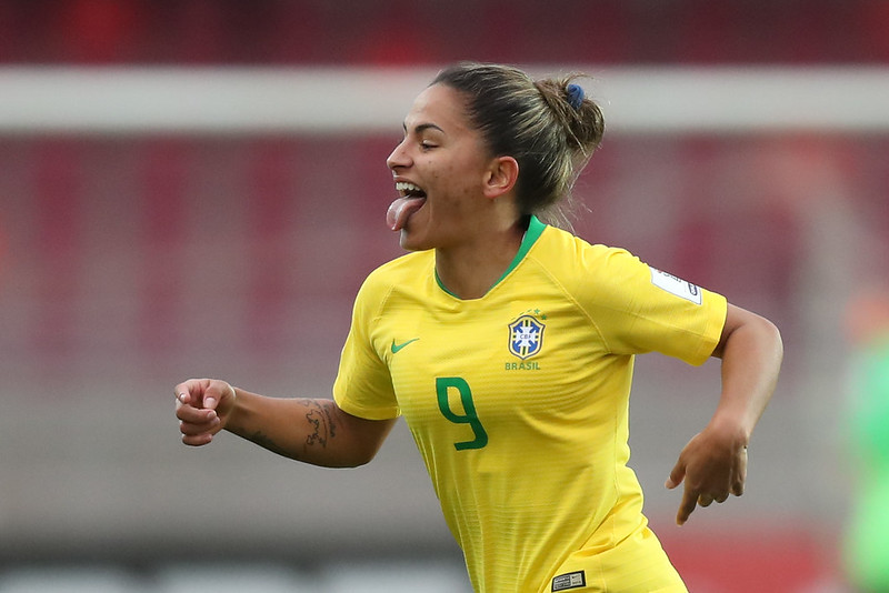 Brasil x Argentina pela Copa América Feminina