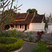 Temple by sunset - Luang Prabang - Laos