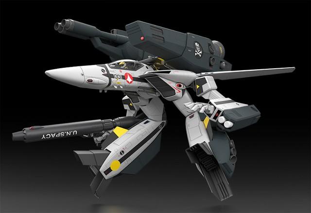 MINIMUM FACTORY 《超時空要塞:愛‧還記得嗎》「VF-1 Valkyrie(Gerwalk型態)」巨大尺寸組裝模型!VF-1 スーパー/ストライク ガウォーク バルキリー