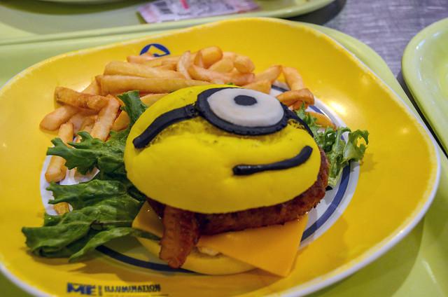 Minion Burger USJ