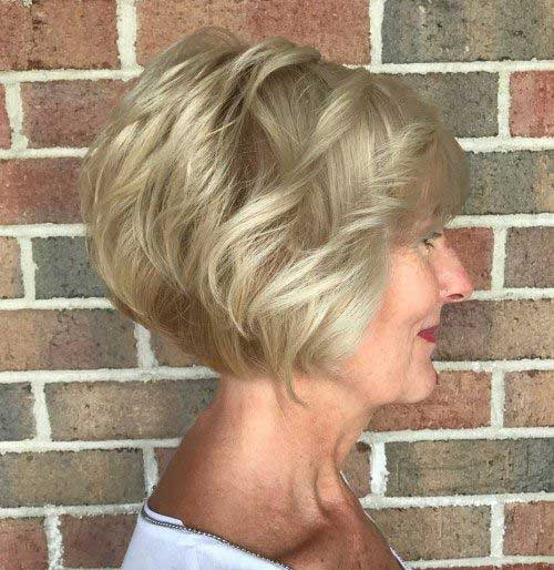 Classy Short Bob Haircuts 2018 For Women -Whatever shape your face? 8