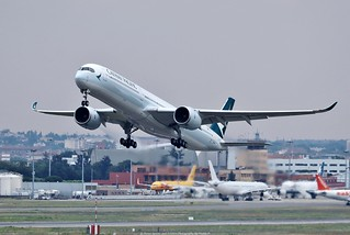 Cathay Pacific Airbus A350-1000 B-LXC