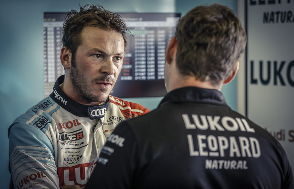 VERNAY Jean-Karl, (fra), Audi RS3 LMS TCR team Audi Sport Leopard Lukoil, portrait during the 2018 FIA WTCR World Touring Car cup race of Slovakia at Slovakia Ring, from july 13 to 15 - Photo Jean Michel Le Meur / DPPI