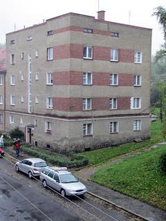 2010.09.28 - Wałbrzych / Nowe Miasto / ul. Psie Pole / Kamienica nr 9