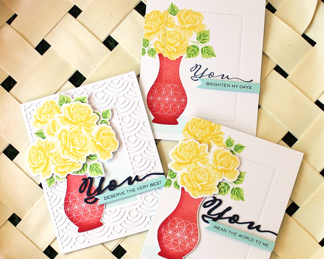 LizzieJones_PapertreyInk_SimpleToSpectacular_June2018_TheSweetLife_YouCardTrio