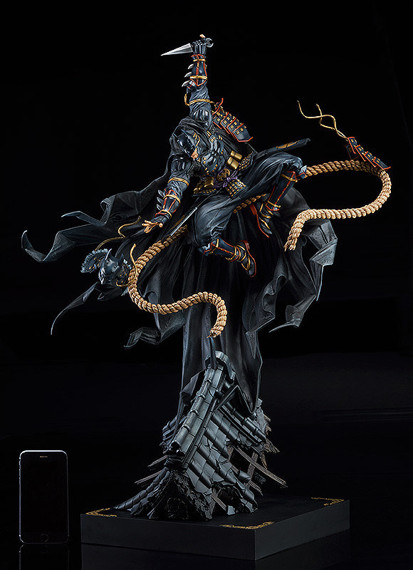【更新官圖&販售資訊】Wonderful Hobby Selection《忍者蝙蝠俠》忍者蝙蝠俠(ニンジャバットマン) TAKASHI OKAZAKI Ver. 1/6比例雕像