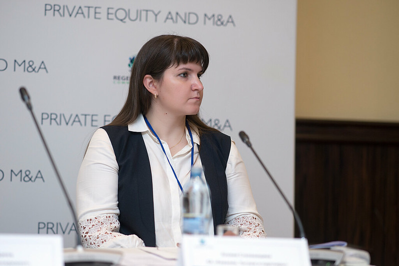 Ксения Степанищева, «PRIVATE EQUITY AND M&A II»
