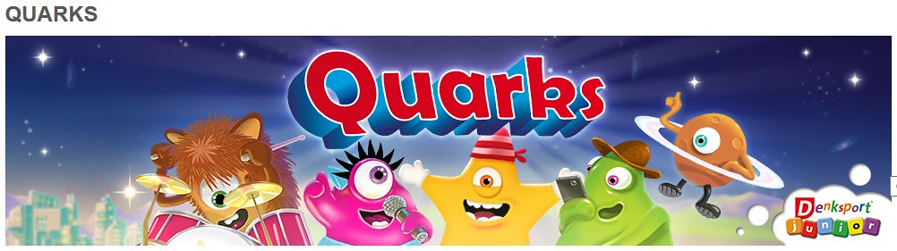 Denksport junior Quarks
