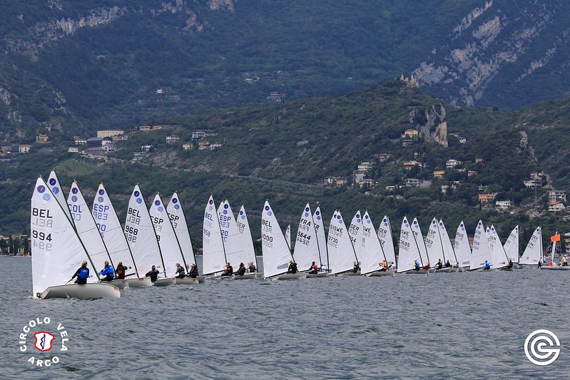 2018 Int. Europe class Youth Europeans