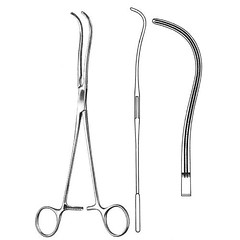 Debakey Dissecting And Ligature Forceps 23.0 cm