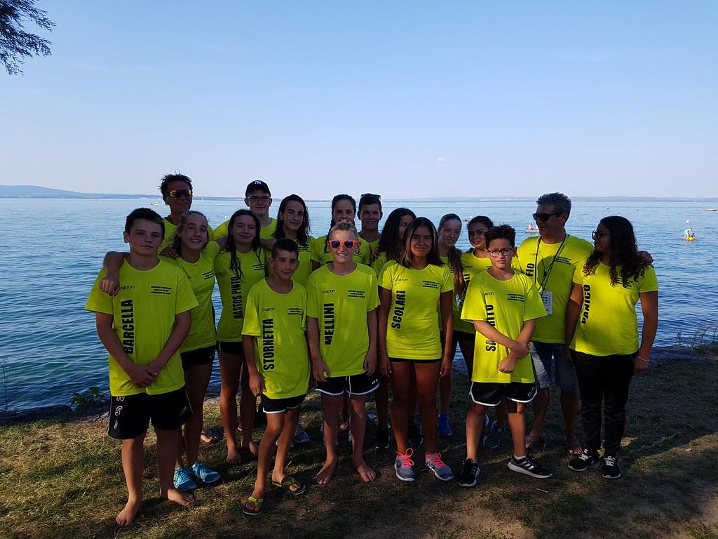 Nuoto: Criterium 2018 Romanshorn