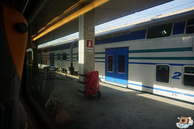 義法13日(法拉利列車Italo)