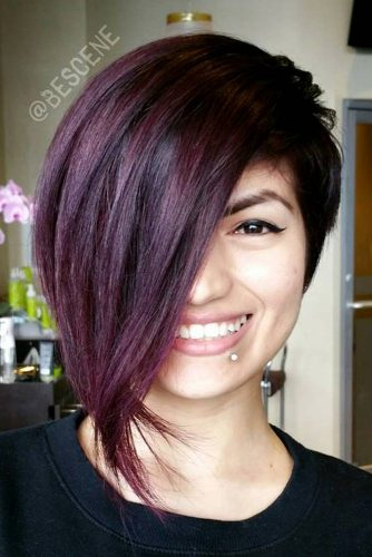 Latest Asymmetrical Haircuts Looks Quite Sexy - Get Inspiration 2019 3