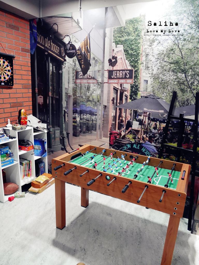 台北捷運公館台電大樓站附近中央公園咖啡館包廂玩桌遊 (3)