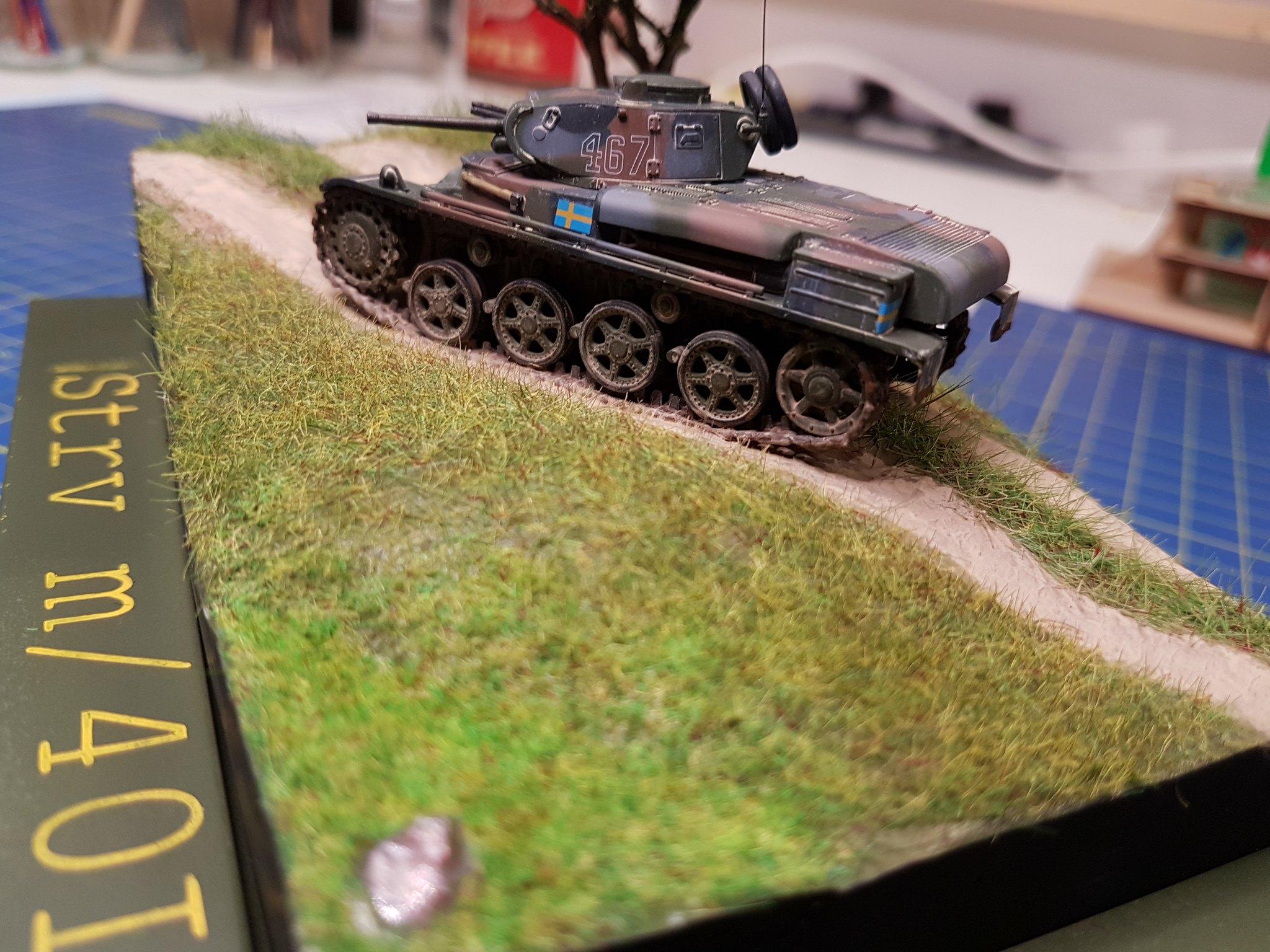 IBG Models 1/72 Stridsvagn m/40L Swedish Light Tank - Sida 3 29781055048_a40cdc160d_k