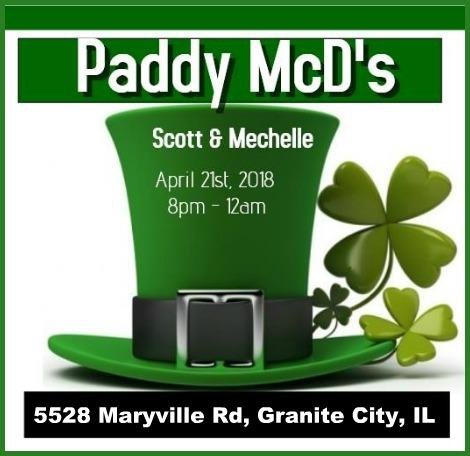 Scott & Mechelle 4-21-18