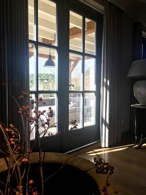 Binnenkijken in een landelijk interieur