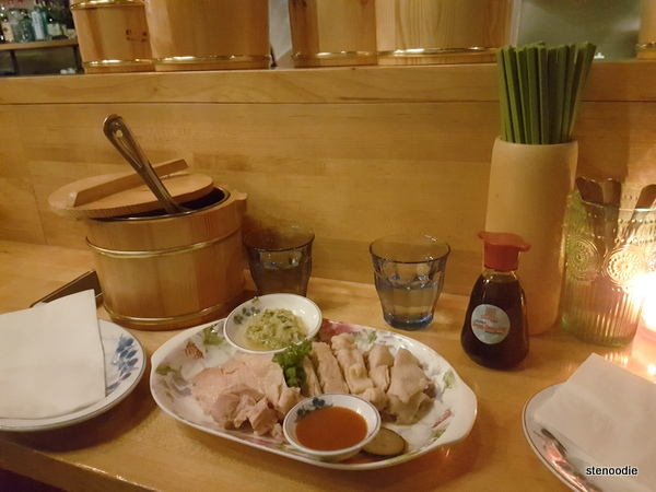 Eat Jackpot Hainanese Chicken Rice